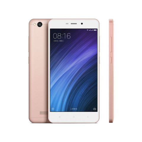 Xiaomi Redmi 4A Doppel 16GB 4G LTE Rose Gold entriegeltes (CN Version)
