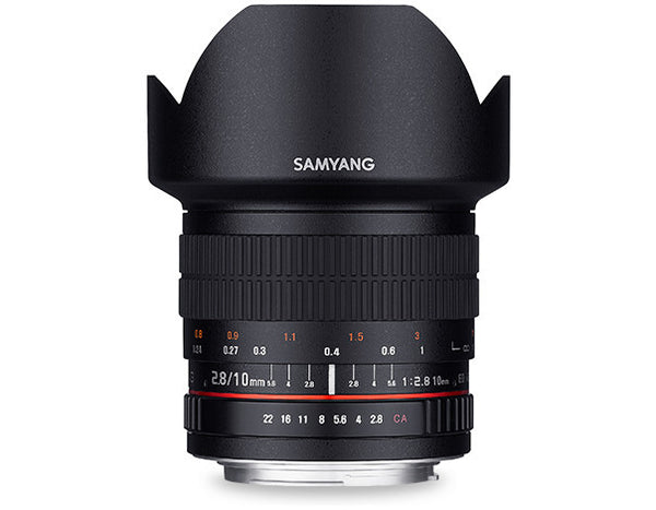 Samyang 10mm f/2.8 ED AS NCS CS Linse (Sony Alpha)
