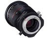 Samyang 24mm f/3.5 ED AS UMC Tilt-Shift Linse für Canon