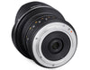 Samyang 8mm T3.8 UMC VDSLR Fish-Eye CS II Linse für Sony Nex