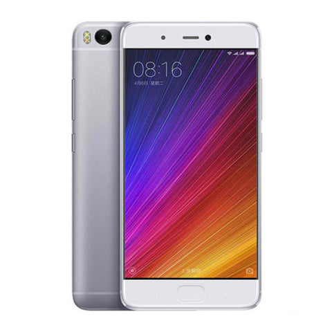 Xiaomi Mi 5S Dual 128GB 4G LTE Silber Unlocked (CN Version)