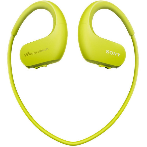 Sony NW-WS413 Wasserdicht All-in-One MP3 Player, 4 GB (Lime Grün)