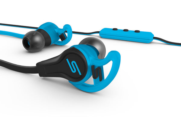 SMS Audio Street By 50 In-Ear WiRot Sport Ohrstecker Headset (Blau)