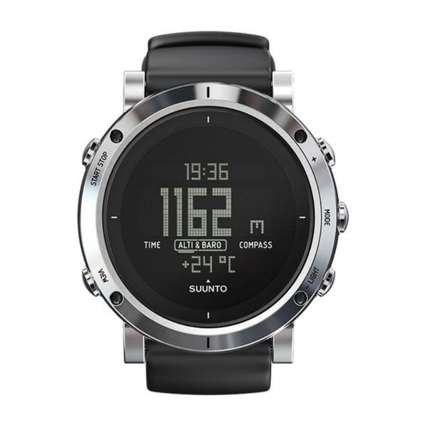 Suunto Core SS020339000 Sportuhr Brushed Steel