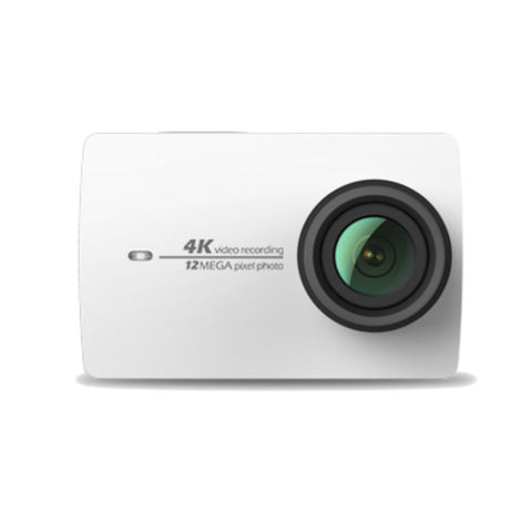 Yi 4K Action Camera (Pearl Weiß)