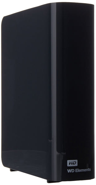 WD Elements 3.5 inches USB 3.0 4TB external Portable / tragbar Hard Drive WDBWLG0040HBK-SESN
