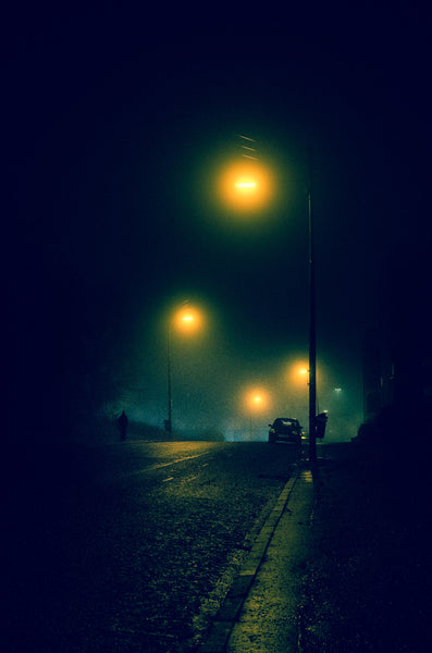 Dark Streets of Glasgow