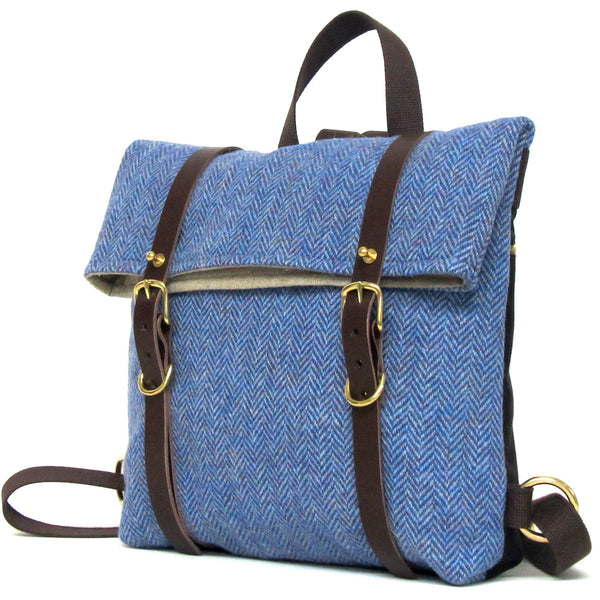 Hepburn Backpack Blue