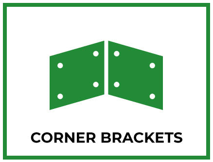 mini link for Corner Bracket Railway Sleeper products available from Indoor Outdoors