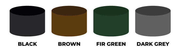 Circular Planter Colours