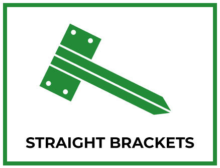 mini link for Straight Bracket Railway Sleeper products available from Indoor Outdoors