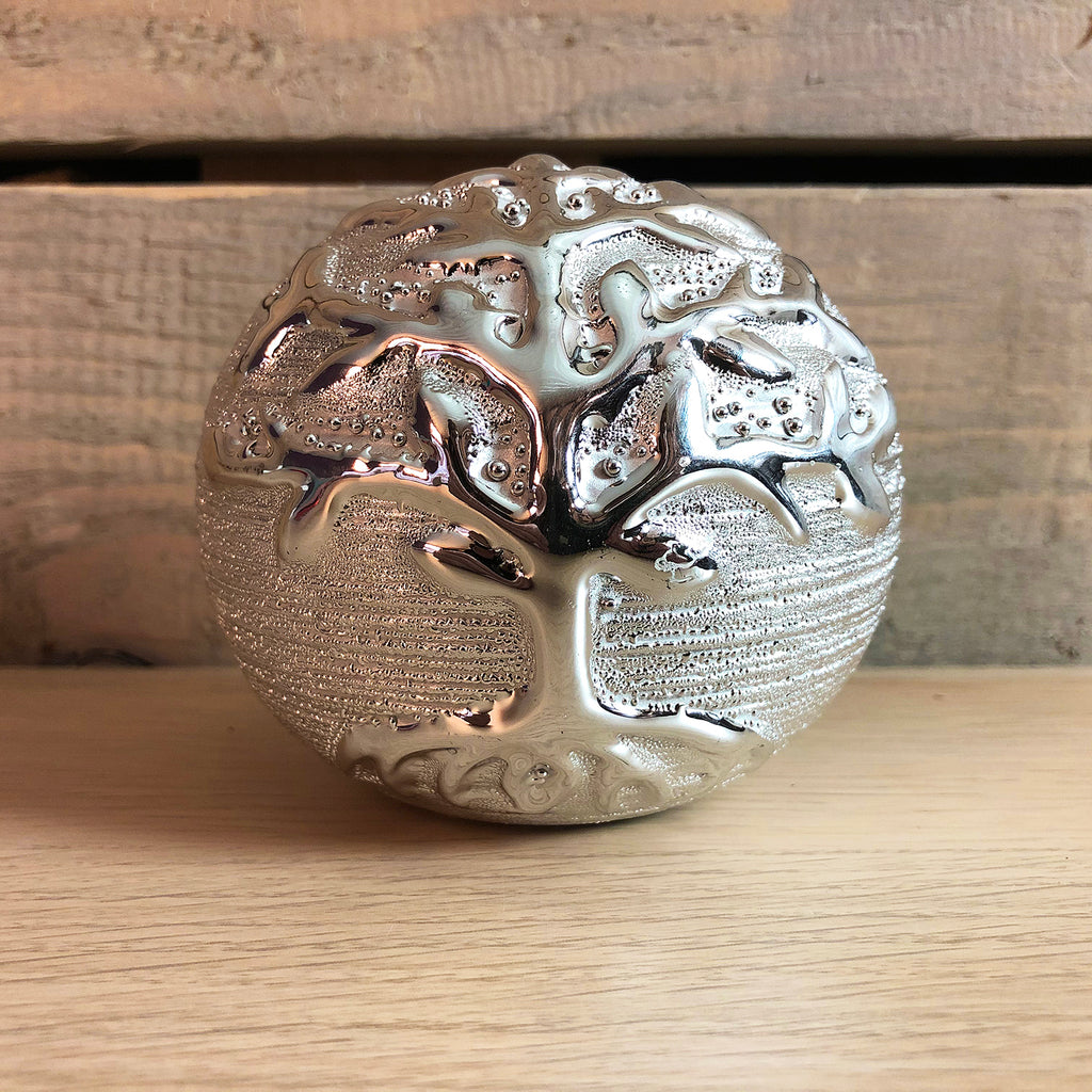Decorative Tree of Life Ball Ornament