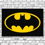 Batman Logo Wall Art Poster