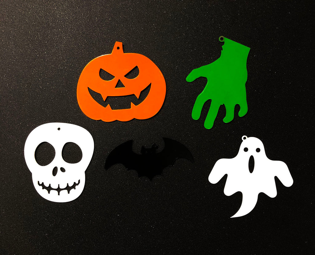 Halloween Decorative Essentials Selection (Pack of 5)
