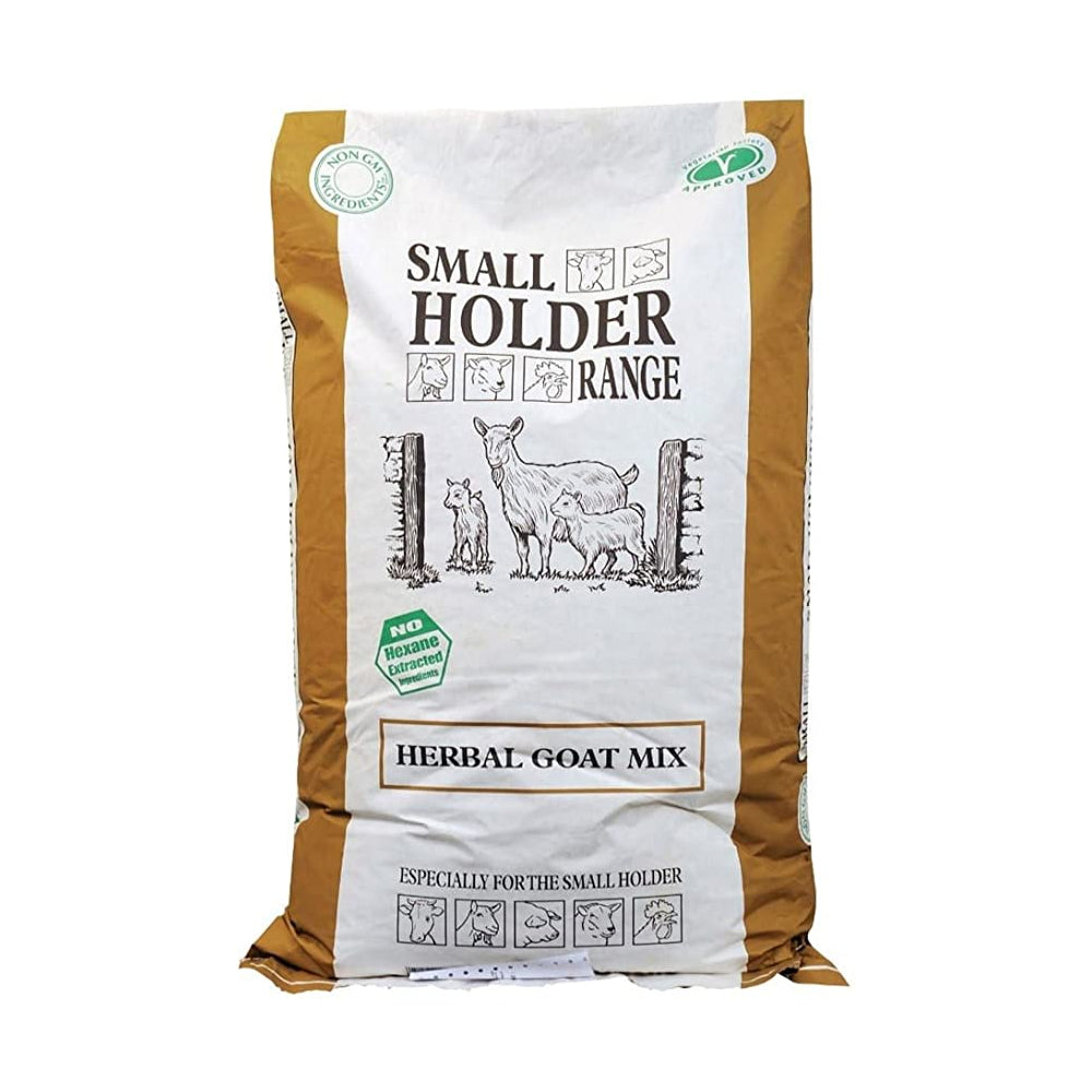 Allen & Page Herbal Goat Mix (20kg Bag)