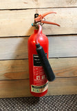 CO2 Fire Extinguisher Steel Wall Hanging Lug Bracket