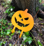 Halloween Decorative Garden Pumpkin