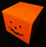 Halloween Trick or Treat Pumpkin Box