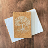 Tree of Life Journal (Woodchip Effect Cover)