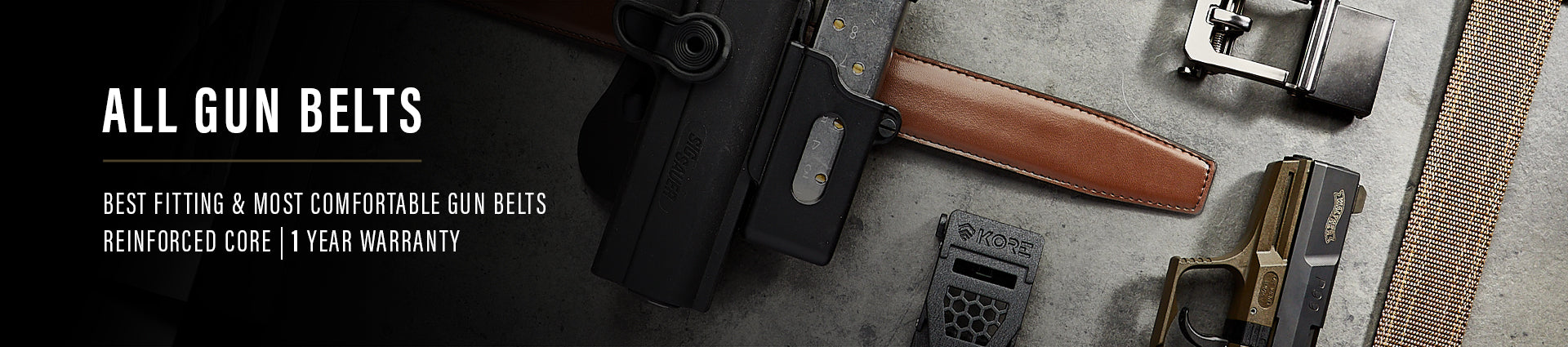 Gun Belts Shop Our Innovative Gun Belts Online Kore Essentials Kore Essentials I wasn't familiar with the company until i was put in contact with them about. gun belts shop our innovative gun