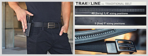 Kore Tactical Holster Belts.  Kore Tactical Pistol Belts for Tactical use.