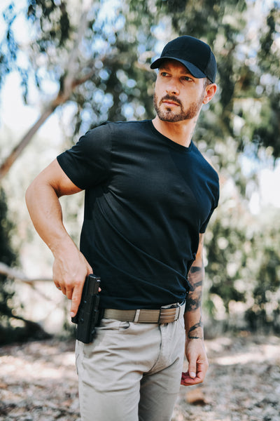 conceal carry gun belts