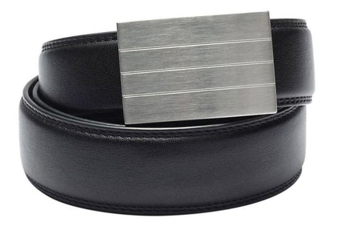 Trakline no holes, automatic, ratchet belts for men are the best fitting belt you will ever own.