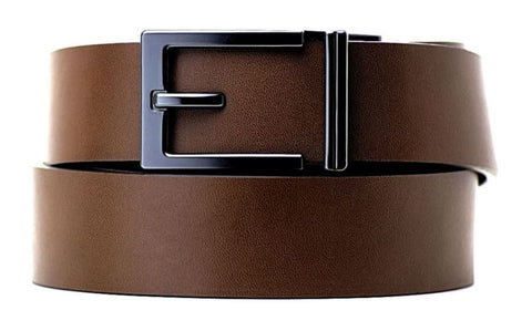 "New ""Express Belt"" by Kore Essentials.  This no-holes, ratchet style belt is setting records online as the best new men's belt there is."