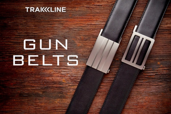 Trakline EDC Gun Belts by Kore Essentials.  The perfect concealed carry holster belt for firearm use.