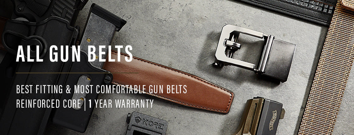 Kore Essentials X5 Gun Belt : Now you can precisely adjust your gun belt in small this is my third kore essentials belt.