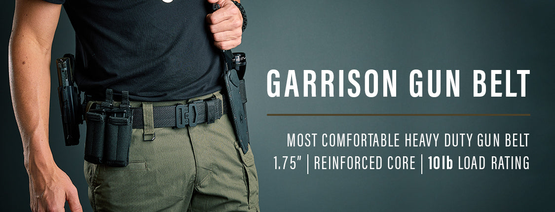 Garrison Belts 1 75 Kore Essentials It has a lifetime warranty as well, so you can buy with confidence. garrison belts 1 75 kore essentials