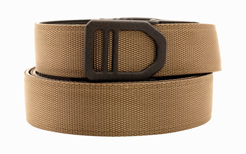Kore Nylon Webb Tactical Belt for concealed carry and open carry iwb, owb, or appendix carry.