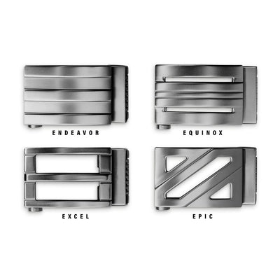 ALLOY FASHION BUCKLES  (buckle only)