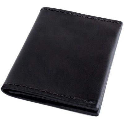 Kore Men's Leather Billfold Wallet.  Full-grain leather & RFID Protect to keep credit cards safe.