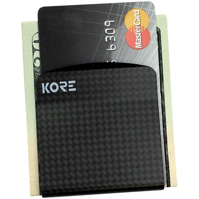 Kore Men's Carbon Fiber Money Clip.