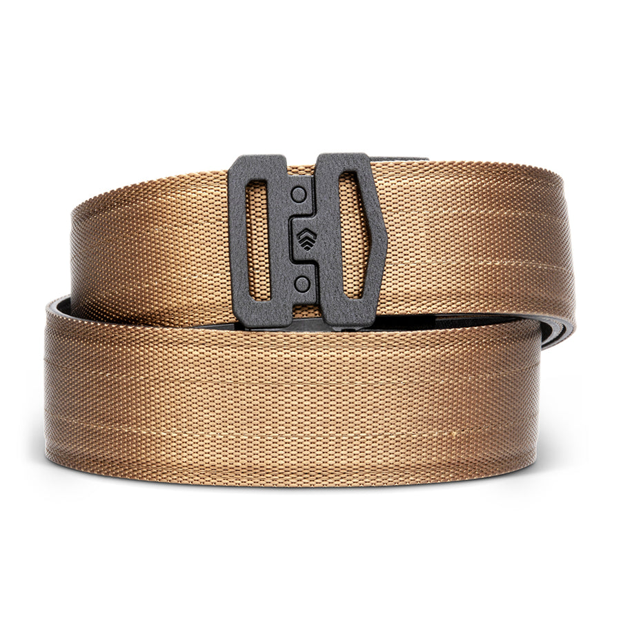 "G1 BUCKLE | TAN TACTICAL GARRISON BELT [1.75""]"