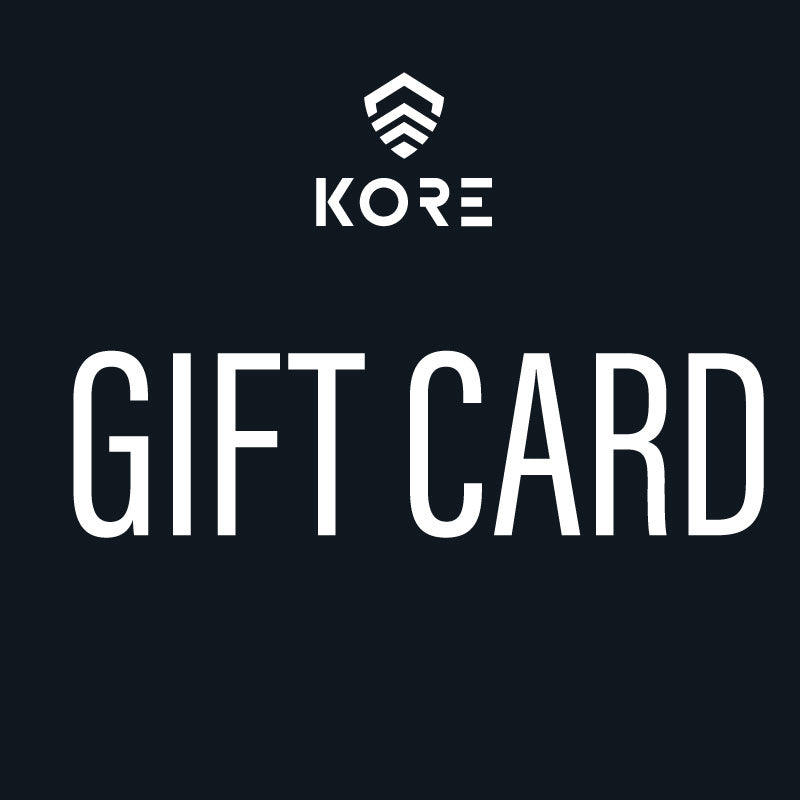 GIFT CARD from KORE ESSENTIALS