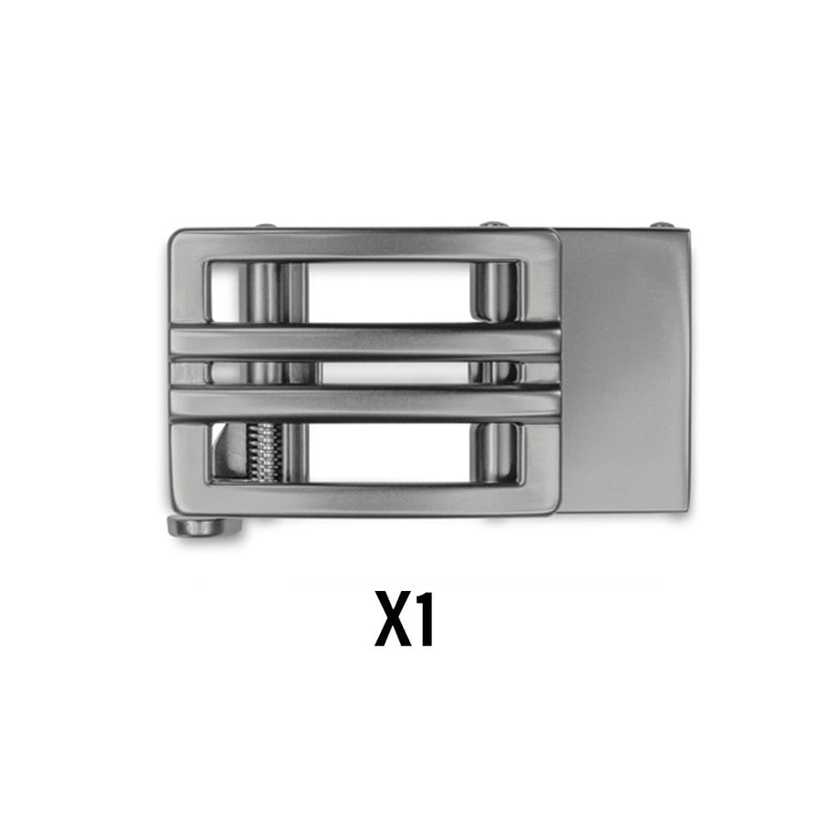 Kore Alloy Gun Buckles.  The X1, X2, X3 and X5 Heavy-Duty Gun buckles with screws.  For use with reinforced Kore Gun Belts.