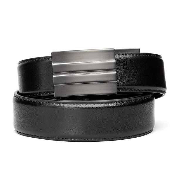 Kore Gun Belts X1 Buckle Black Reinforced Top Grain Leather Belt Kore Essentials The kore essentials belt takes that frustration and guess work out of the whole belt experience. usd