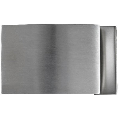 "X4 Solid Stainless Steel gun buckle from KORE Essentials. Fits all of our 1.5"" wide gun belts (leather & tactical)"
