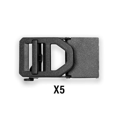"""NEW"" GUN BUCKLES  (buckle only)"