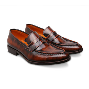 Classic Penny Loafer - Long - ZETTINO