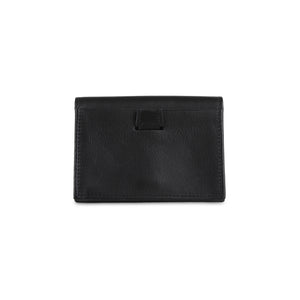 Black Card wallet (flap)