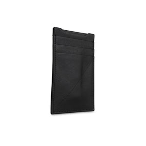 Black Shrunken Card holder with clip