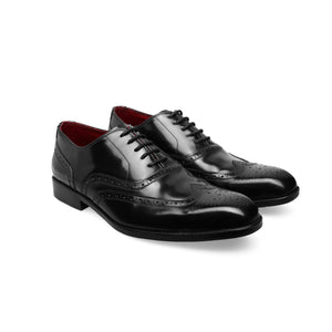 Black Oxford - Wingtip - ZETTINO