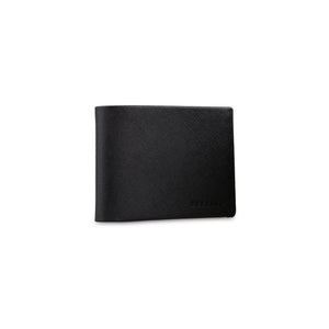 Black Saffiano Wallet - ZETTINO
