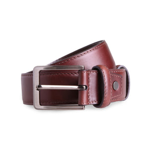 Classic Dark Brown Belt