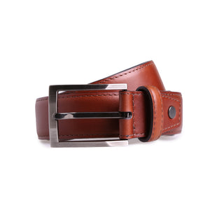 Classic Light Brown Belt - ZETTINO