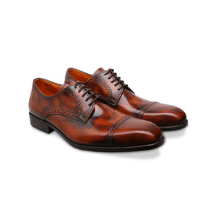 Classic Derby - Captoe - Brogues - ZETTINO