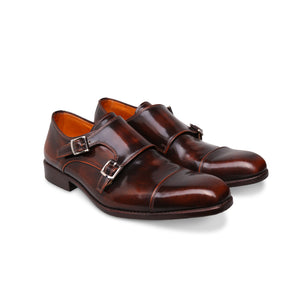 Classic Double Monk Strap